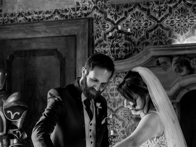 Il matrimonio di Stefano e Francesca a Urgnano, Bergamo 11