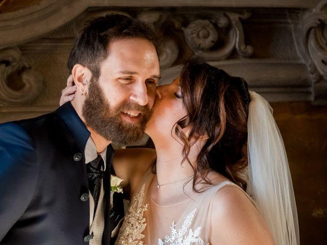 Il matrimonio di Stefano e Francesca a Urgnano, Bergamo 13