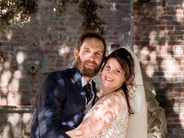 Il matrimonio di Stefano e Francesca a Urgnano, Bergamo 15