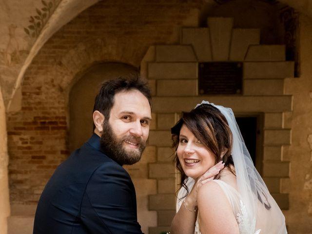Il matrimonio di Stefano e Francesca a Urgnano, Bergamo 19