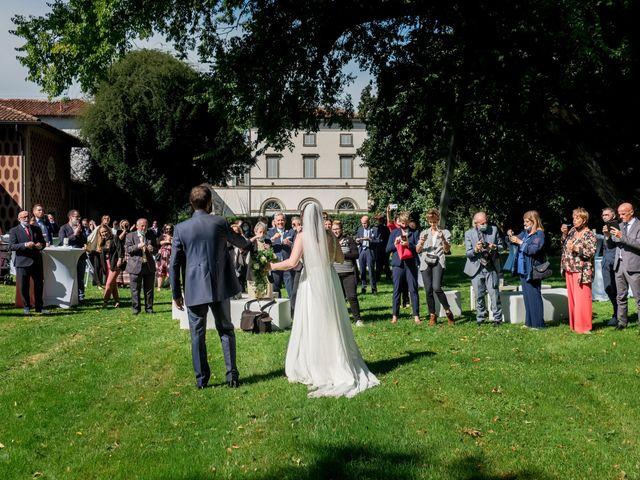 Il matrimonio di Stefano e Francesca a Urgnano, Bergamo 24