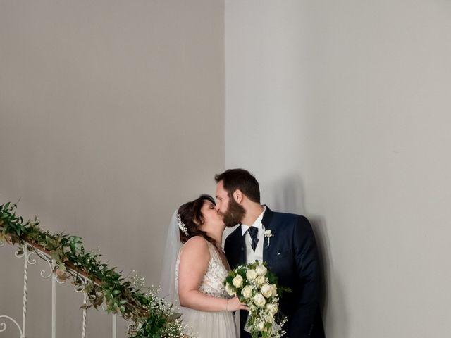 Il matrimonio di Stefano e Francesca a Urgnano, Bergamo 28