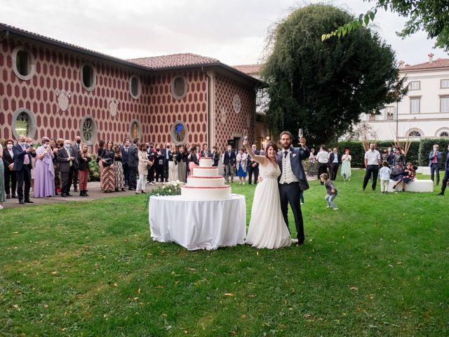 Il matrimonio di Stefano e Francesca a Urgnano, Bergamo 32