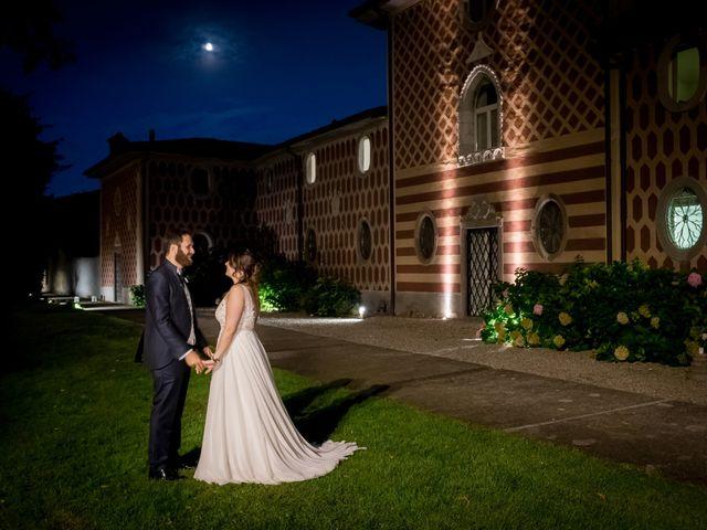 Il matrimonio di Stefano e Francesca a Urgnano, Bergamo 33