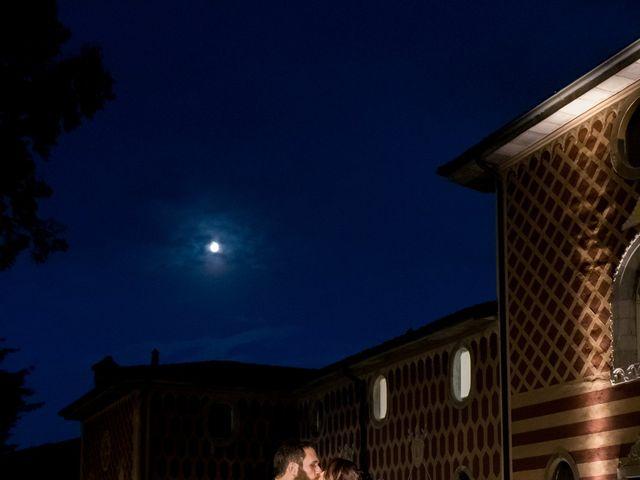 Il matrimonio di Stefano e Francesca a Urgnano, Bergamo 34
