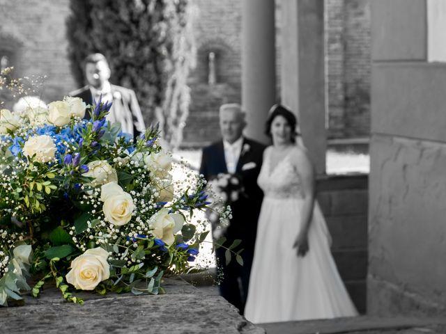Il matrimonio di Stefano e Francesca a Urgnano, Bergamo 10