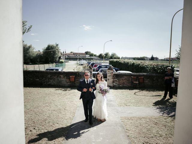 Il matrimonio di Sebastiano e Sofia a Arquà Petrarca, Padova 11