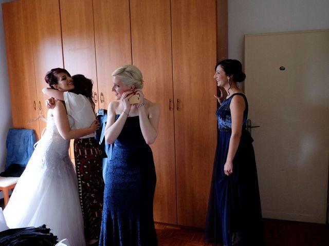 Il matrimonio di Mirco e Chiara a Rovolon, Padova 1
