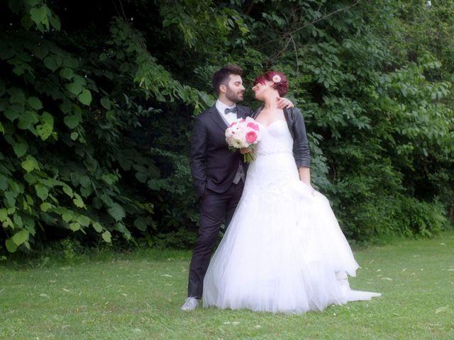 Il matrimonio di Mirco e Chiara a Rovolon, Padova 35