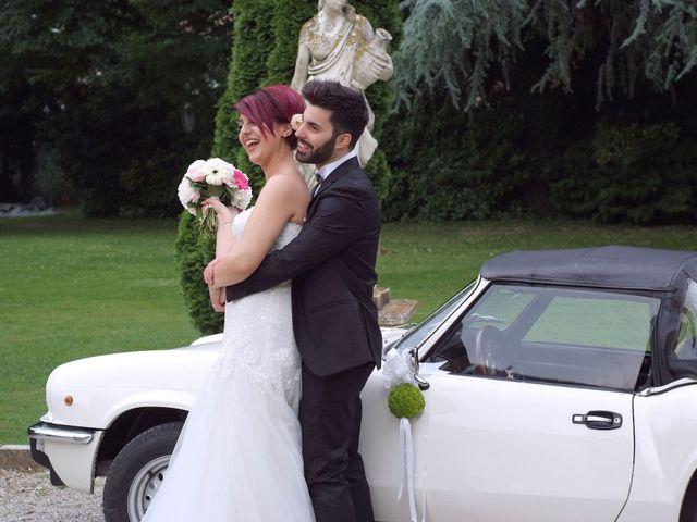 Il matrimonio di Mirco e Chiara a Rovolon, Padova 43