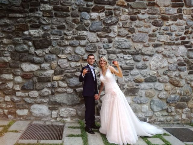 Il matrimonio di Umberto e Francesca a Calolziocorte, Lecco 6