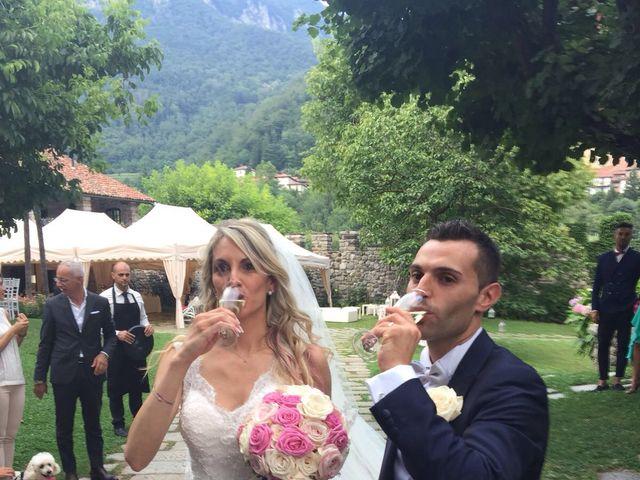 Il matrimonio di Umberto e Francesca a Calolziocorte, Lecco 7