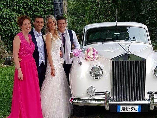 Il matrimonio di Umberto e Francesca a Calolziocorte, Lecco 12