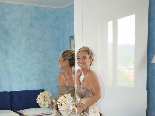 Il matrimonio di Massimiliano e Ilaria a Pistoia, Pistoia 12