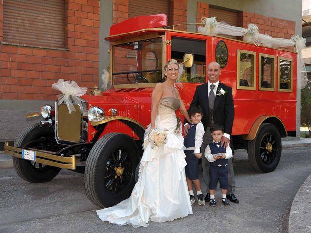 Il matrimonio di Massimiliano e Ilaria a Pistoia, Pistoia 15