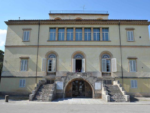 Il matrimonio di Massimiliano e Ilaria a Pistoia, Pistoia 21