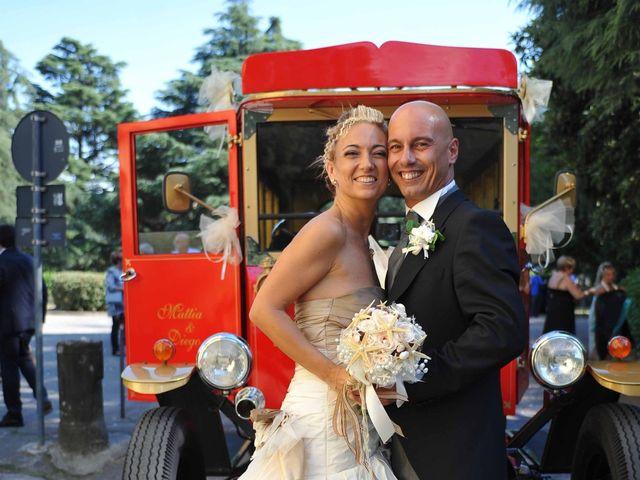 Il matrimonio di Massimiliano e Ilaria a Pistoia, Pistoia 25