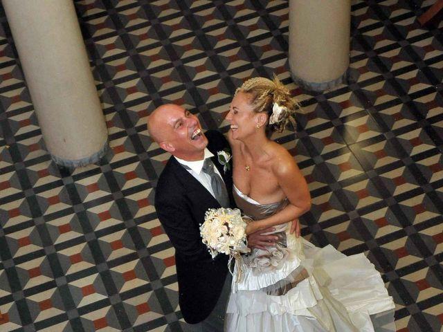 Il matrimonio di Massimiliano e Ilaria a Pistoia, Pistoia 33