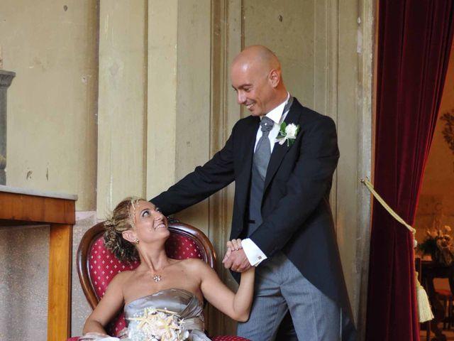 Il matrimonio di Massimiliano e Ilaria a Pistoia, Pistoia 34
