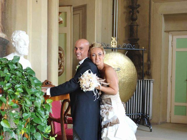 Il matrimonio di Massimiliano e Ilaria a Pistoia, Pistoia 35