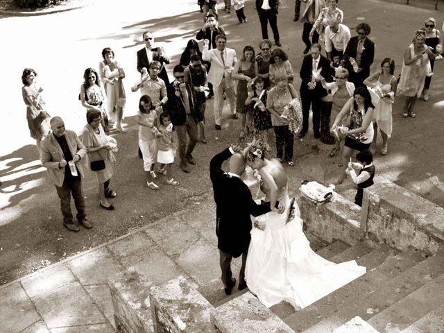 Il matrimonio di Massimiliano e Ilaria a Pistoia, Pistoia 36