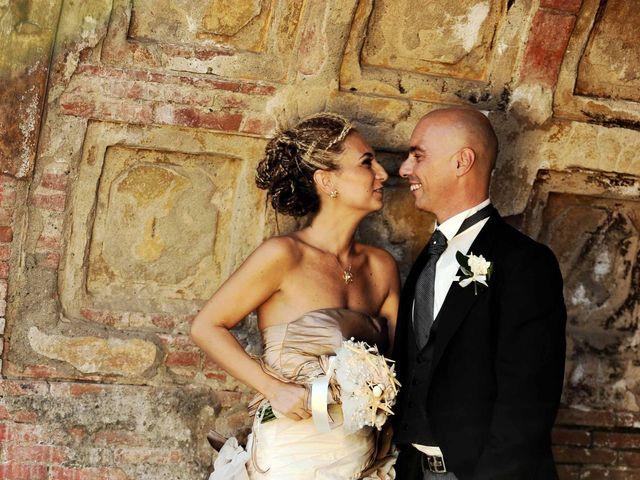 Il matrimonio di Massimiliano e Ilaria a Pistoia, Pistoia 41