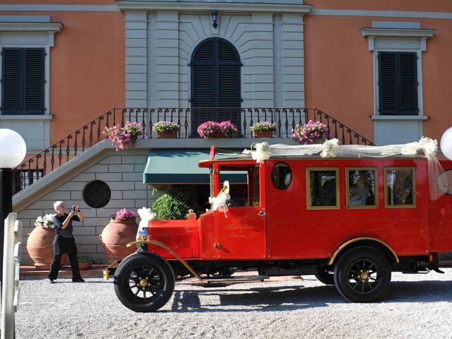 Il matrimonio di Massimiliano e Ilaria a Pistoia, Pistoia 45