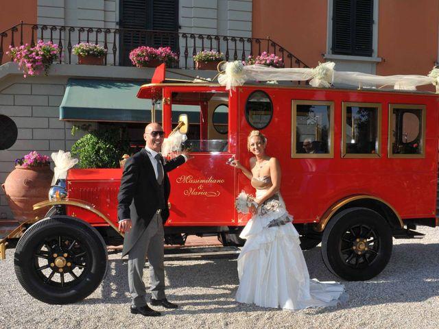 Il matrimonio di Massimiliano e Ilaria a Pistoia, Pistoia 46