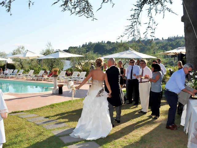 Il matrimonio di Massimiliano e Ilaria a Pistoia, Pistoia 48
