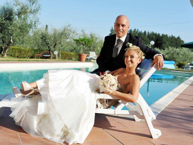 Il matrimonio di Massimiliano e Ilaria a Pistoia, Pistoia 50