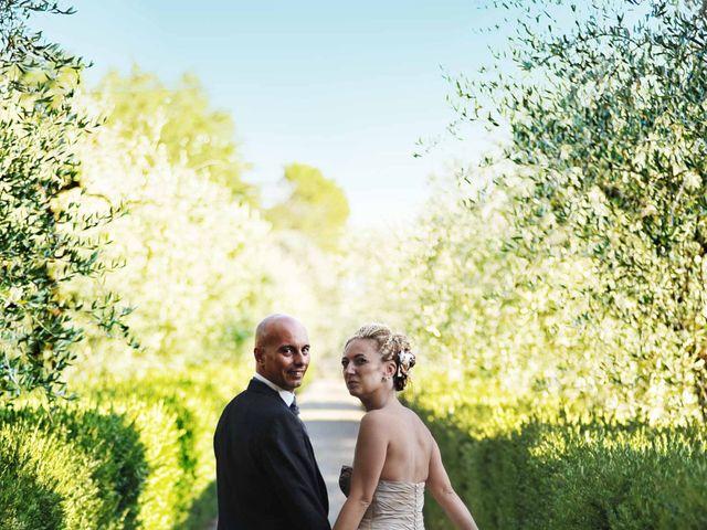 Il matrimonio di Massimiliano e Ilaria a Pistoia, Pistoia 53