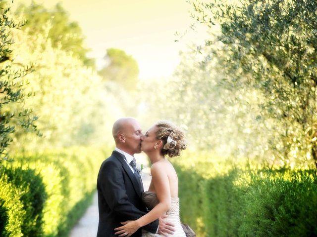 Il matrimonio di Massimiliano e Ilaria a Pistoia, Pistoia 1
