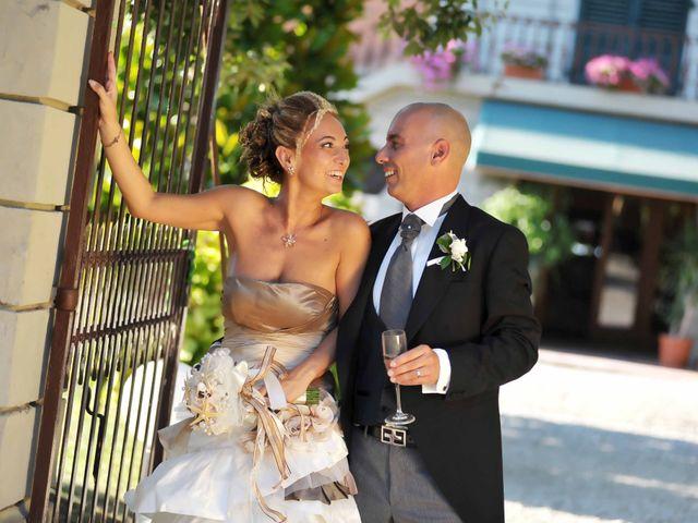 Il matrimonio di Massimiliano e Ilaria a Pistoia, Pistoia 55