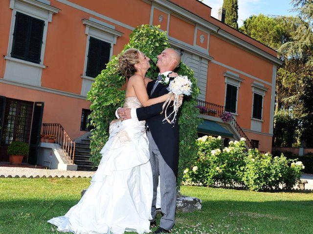 Il matrimonio di Massimiliano e Ilaria a Pistoia, Pistoia 56