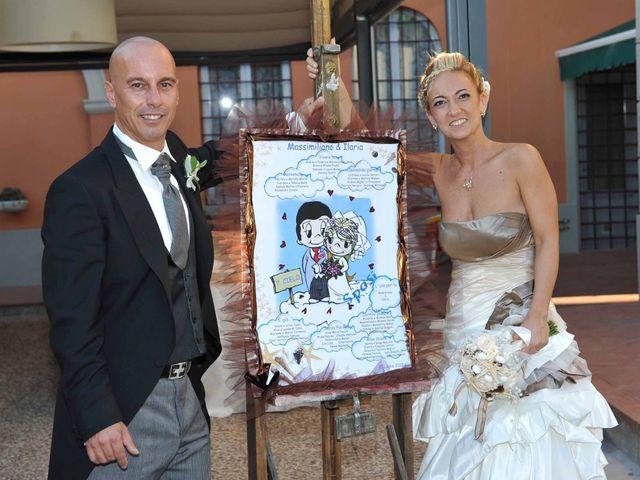 Il matrimonio di Massimiliano e Ilaria a Pistoia, Pistoia 58