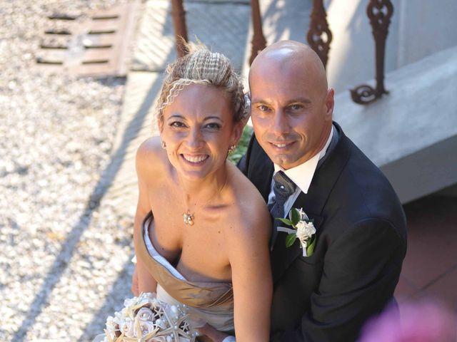 Il matrimonio di Massimiliano e Ilaria a Pistoia, Pistoia 60
