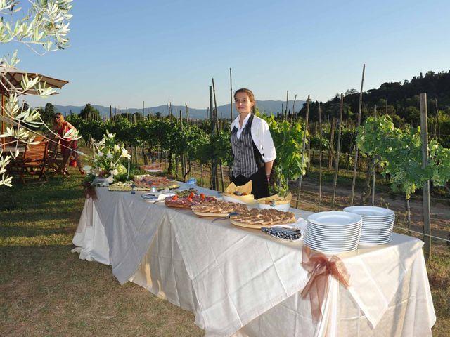 Il matrimonio di Massimiliano e Ilaria a Pistoia, Pistoia 63