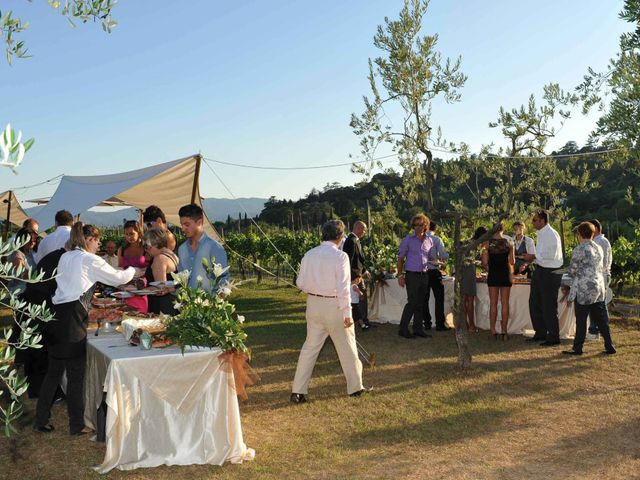 Il matrimonio di Massimiliano e Ilaria a Pistoia, Pistoia 64