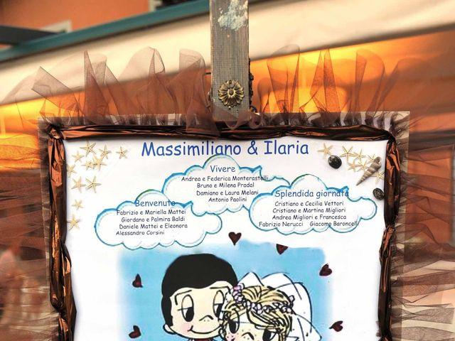 Il matrimonio di Massimiliano e Ilaria a Pistoia, Pistoia 72