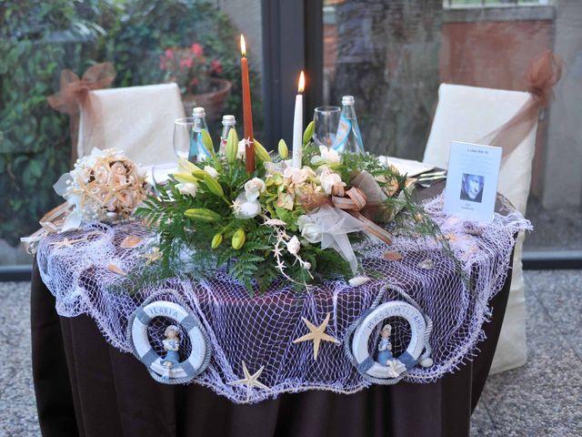 Il matrimonio di Massimiliano e Ilaria a Pistoia, Pistoia 73