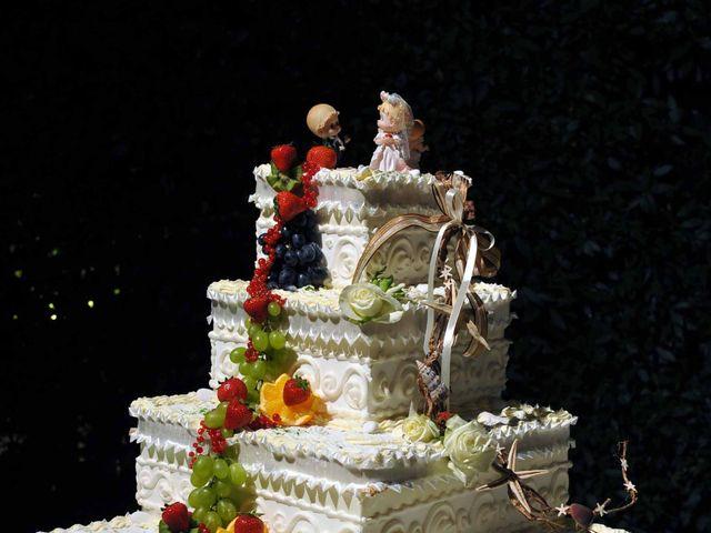 Il matrimonio di Massimiliano e Ilaria a Pistoia, Pistoia 77