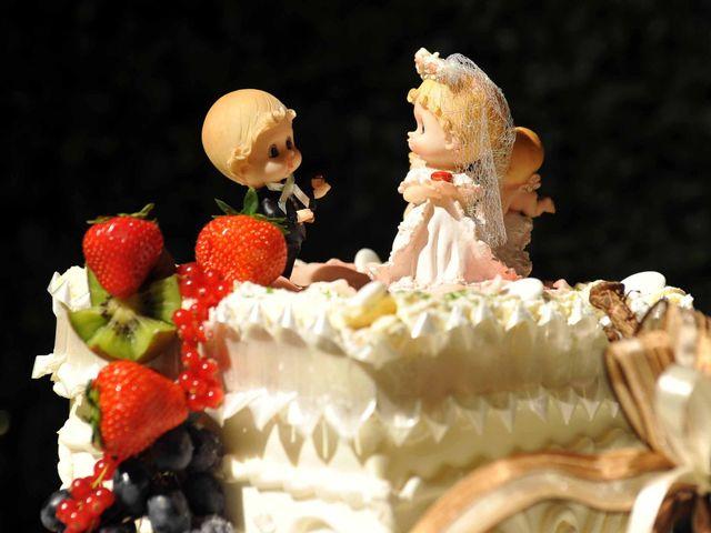 Il matrimonio di Massimiliano e Ilaria a Pistoia, Pistoia 78