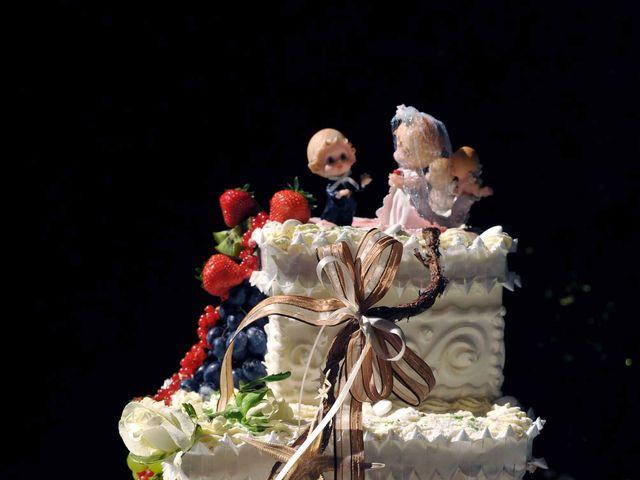 Il matrimonio di Massimiliano e Ilaria a Pistoia, Pistoia 80