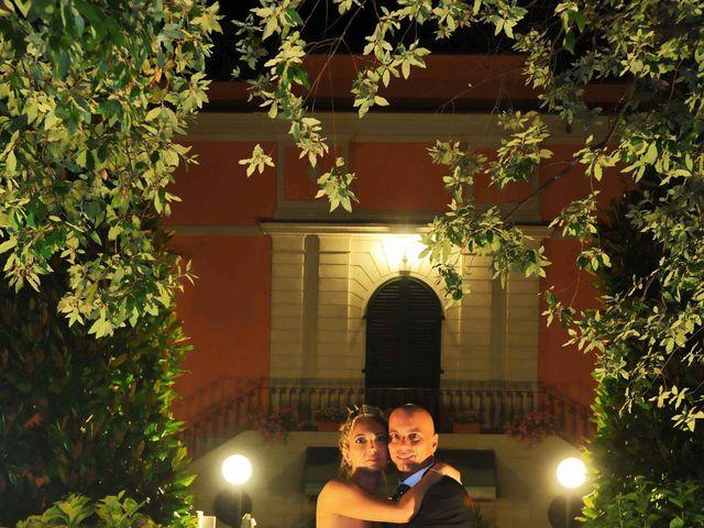 Il matrimonio di Massimiliano e Ilaria a Pistoia, Pistoia 89