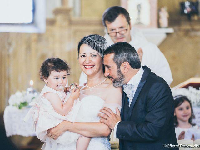 Il matrimonio di Maurizio e Olga a Ziano Piacentino, Piacenza 18