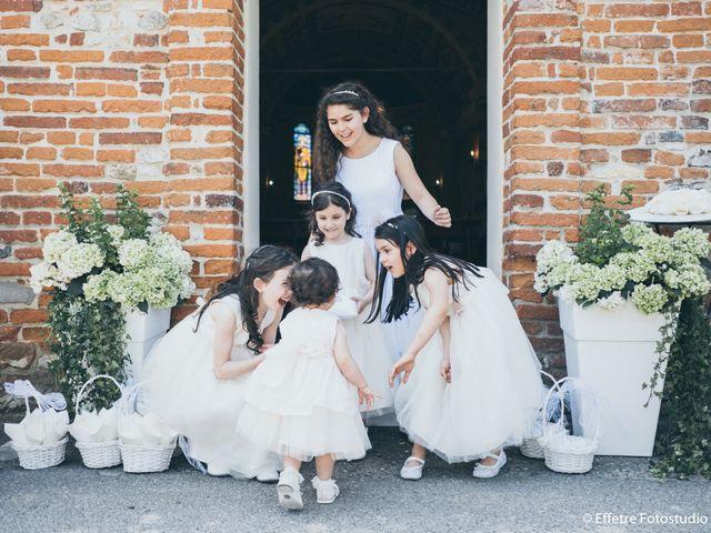 Il matrimonio di Maurizio e Olga a Ziano Piacentino, Piacenza 20