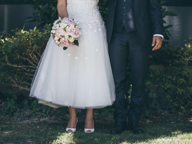 Il matrimonio di Maurizio e Olga a Ziano Piacentino, Piacenza 23