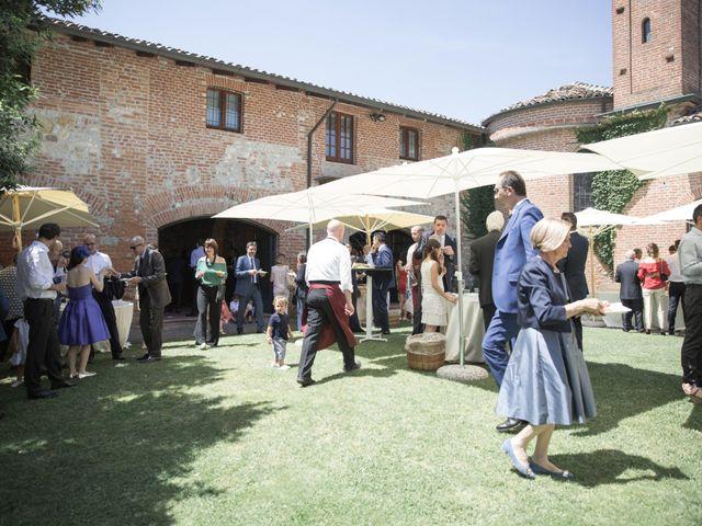 Il matrimonio di Maurizio e Olga a Ziano Piacentino, Piacenza 27