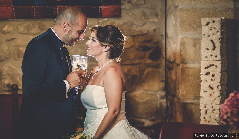 Il matrimonio di Davide e Francesca a Villabate, Palermo