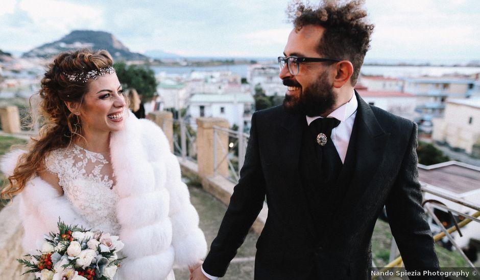Il matrimonio di Marco e Titti a Giugliano in Campania, Napoli